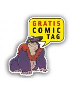 werbemittel gratis comic tag 2019